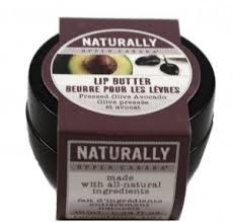 Bild på  Naturally Lip Butter Pressed Olive Avokado