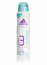 Bild på  Action 3 Sensitive Anti-perspirant Spray for Women