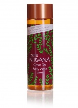Bild på Pure Nirvana Green Tea Body Wash