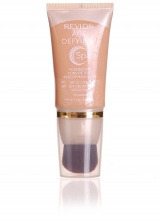 Bild på  Age Defying Spa Brush Foundation SPF 18 #7 Medium Deep