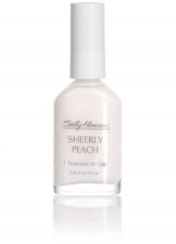 Bild på  Sheerly Peach #1 Naturel White